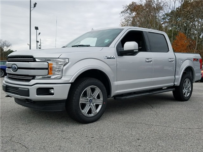 2018 F-150 Crew Cab 4x4 Pickup #81053 - photo 3