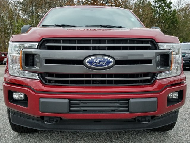 2018 F-150 Crew Cab 4x4 Pickup #81057 - photo 11