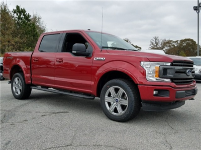 2018 F-150 Crew Cab 4x4 Pickup #81057 - photo 1