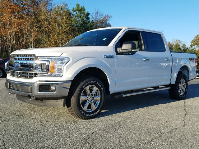 2018 F-150 Crew Cab 4x4, Pickup #81066 - photo 3