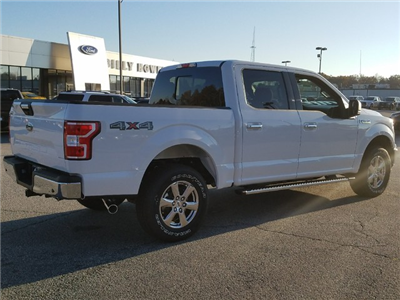 2018 F-150 Crew Cab 4x4, Pickup #81066 - photo 9
