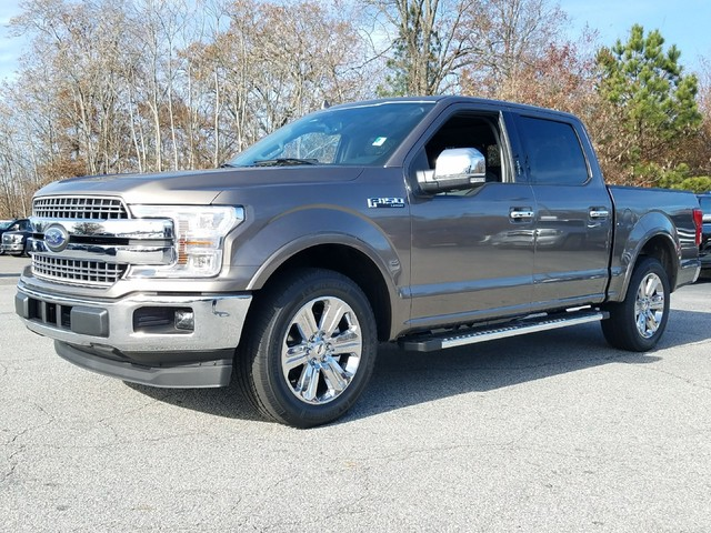 2018 F-150 SuperCrew Cab 4x2,  Pickup #81087 - photo 3