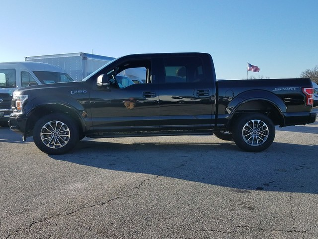 2018 F-150 SuperCrew Cab, Pickup #81112 - photo 5