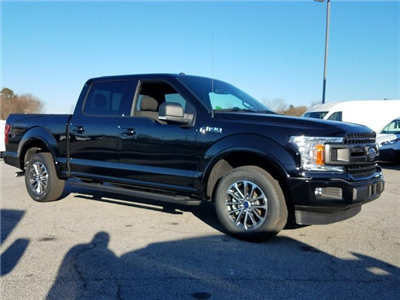 2018 F-150 SuperCrew Cab, Pickup #81112 - photo 1