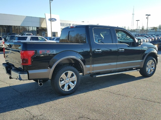 2018 F-150 Crew Cab 4x4, Pickup #81118 - photo 2