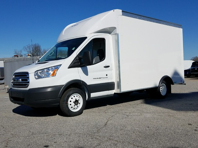 2018 Transit 350 HD DRW, Cutaway Van #81136 - photo 4