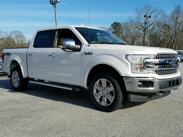 2018 F-150 Crew Cab 4x4 Pickup #81156 - photo 1