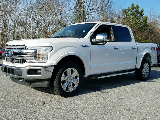 2018 F-150 Crew Cab 4x4 Pickup #81156 - photo 3