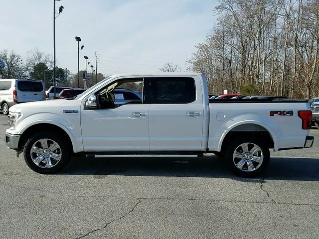 2018 F-150 Crew Cab 4x4 Pickup #81156 - photo 4