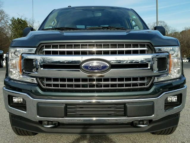 2018 F-150 SuperCrew Cab 4x4, Pickup #81192 - photo 11