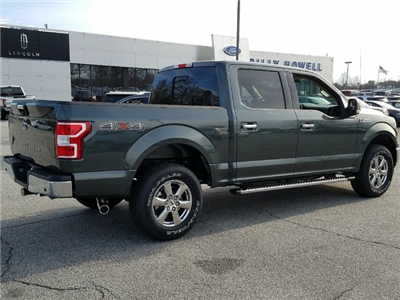 2018 F-150 SuperCrew Cab 4x4, Pickup #81192 - photo 2