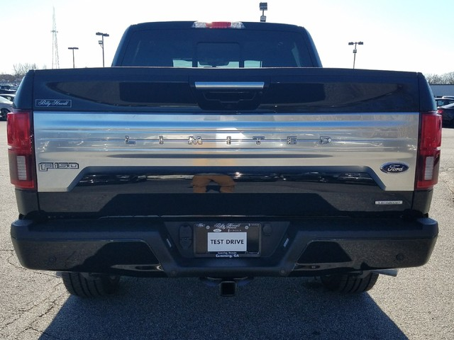2018 F-150 Crew Cab 4x4, Pickup #81212 - photo 8