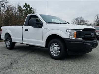 2018 F-150 Regular Cab 4x2,  Pickup #81230 - photo 5