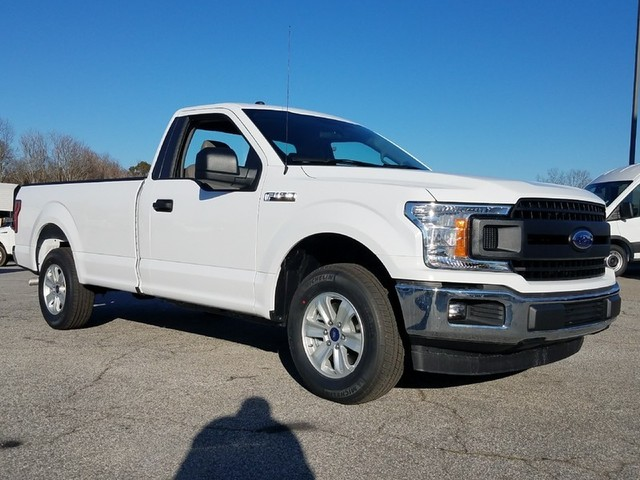 2018 F-150 Regular Cab, Pickup #81232 - photo 1