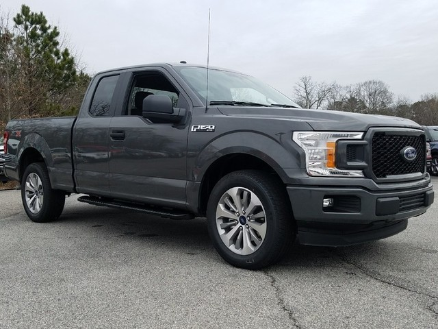 2018 F-150 Super Cab, Pickup #81270 - photo 1