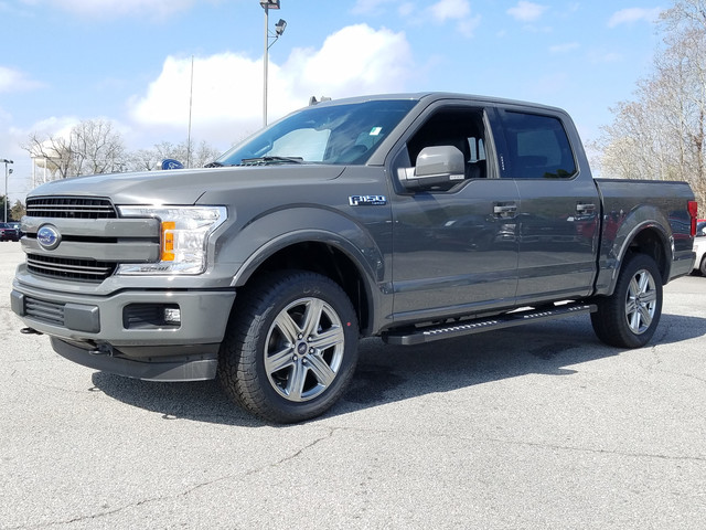 2018 F-150 SuperCrew Cab 4x4,  Pickup #81284 - photo 4