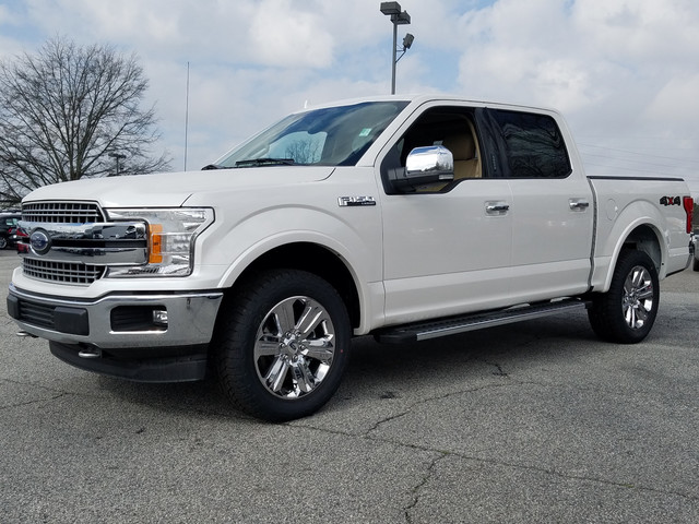 2018 F-150 SuperCrew Cab 4x4, Pickup #81304 - photo 4