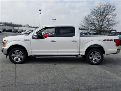 2018 F-150 SuperCrew Cab 4x4, Pickup #81304 - photo 5