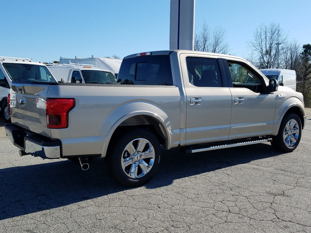 2018 F-150 SuperCrew Cab 4x2,  Pickup #81327 - photo 2