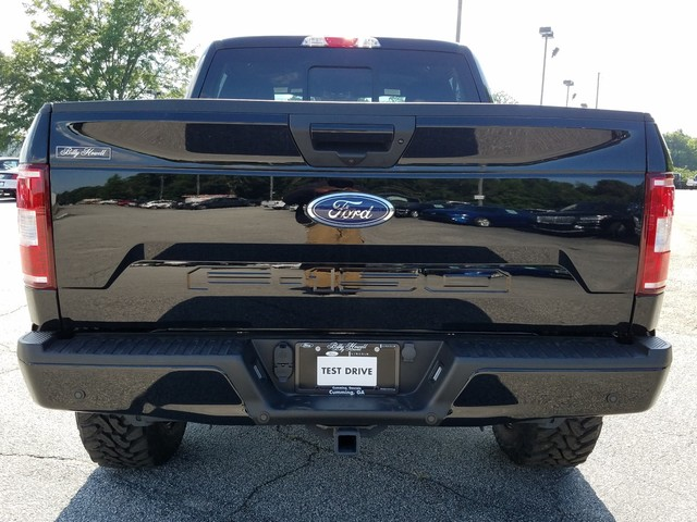 2018 F-150 SuperCrew Cab 4x4,  Pickup #81351 - photo 3