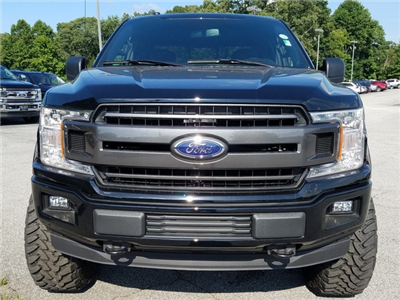 2018 F-150 SuperCrew Cab 4x4,  Pickup #81351 - photo 4