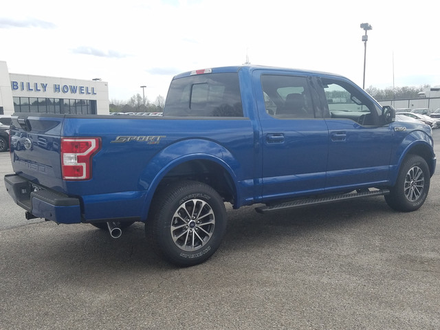 2018 F-150 SuperCrew Cab 4x4, Pickup #81352 - photo 2