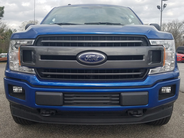 2018 F-150 SuperCrew Cab 4x4, Pickup #81352 - photo 5