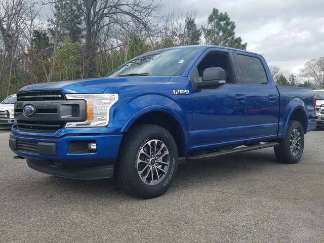 2018 F-150 SuperCrew Cab 4x4, Pickup #81352 - photo 3