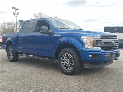 2018 F-150 SuperCrew Cab 4x4, Pickup #81352 - photo 1