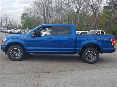2018 F-150 SuperCrew Cab 4x4, Pickup #81352 - photo 6