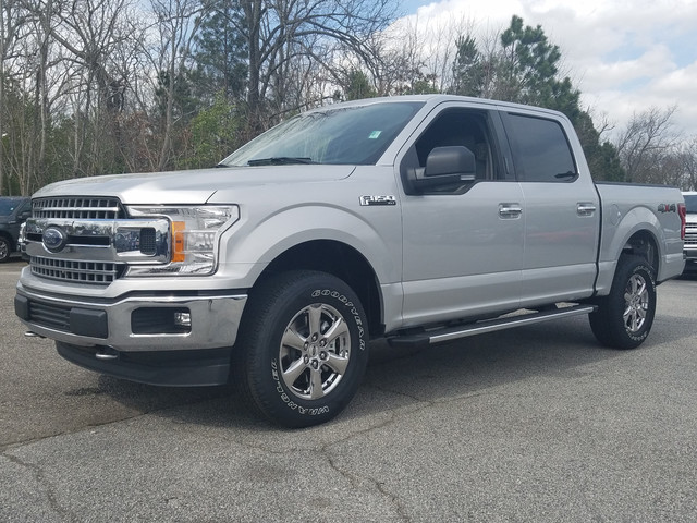 2018 F-150 SuperCrew Cab 4x4, Pickup #81378 - photo 4