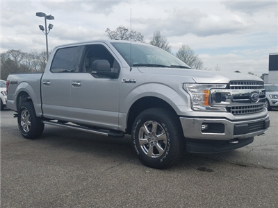 2018 F-150 SuperCrew Cab 4x4, Pickup #81378 - photo 1