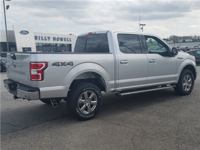 2018 F-150 SuperCrew Cab 4x4, Pickup #81378 - photo 2