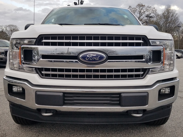2018 F-150 SuperCrew Cab 4x4,  Pickup #81379 - photo 3