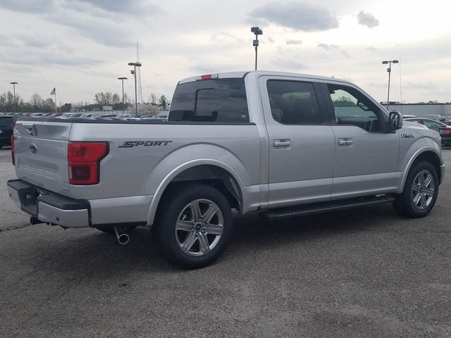 2018 F-150 SuperCrew Cab, Pickup #81391 - photo 2