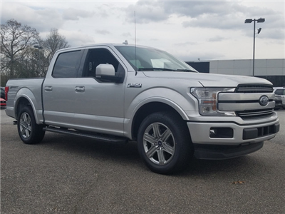 2018 F-150 SuperCrew Cab, Pickup #81391 - photo 1