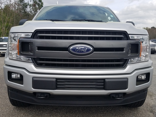 2018 F-150 SuperCrew Cab 4x4,  Pickup #81398 - photo 3