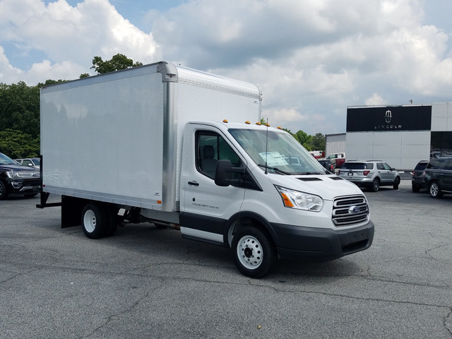2018 Transit 350 HD DRW,  Smyrna Truck Dry Freight #81471 - photo 5