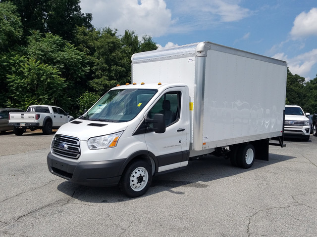 2018 Transit 350 HD DRW,  Smyrna Truck Dry Freight #81471 - photo 4