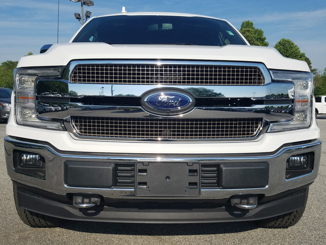 2018 F-150 SuperCrew Cab 4x4,  Pickup #81476 - photo 3