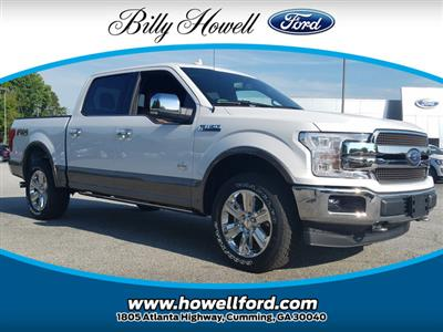 2018 F-150 SuperCrew Cab 4x4,  Pickup #81476 - photo 1