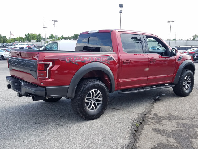 2018 F-150 SuperCrew Cab 4x4,  Pickup #81520 - photo 2