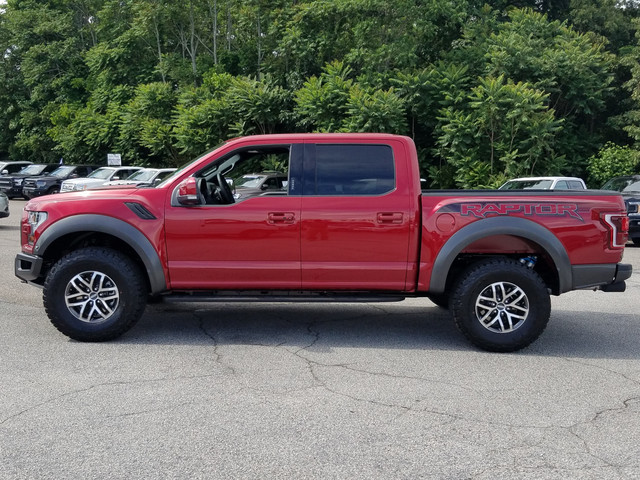 2018 F-150 SuperCrew Cab 4x4,  Pickup #81520 - photo 5