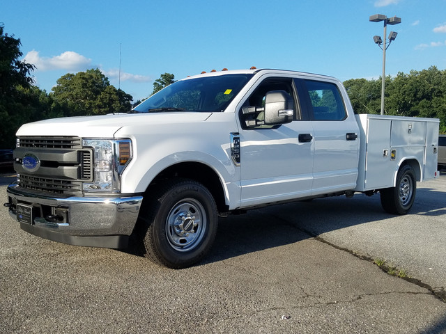 2018 F-250 Crew Cab 4x2,  Reading Classic II Steel Service Body #81529 - photo 5