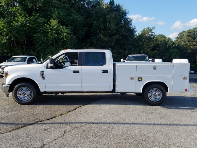 2018 F-250 Crew Cab 4x2,  Reading Classic II Steel Service Body #81529 - photo 3
