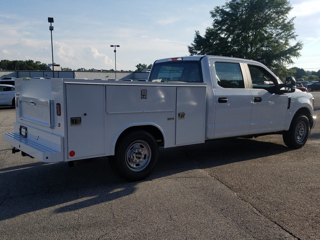 2018 F-250 Crew Cab 4x2,  Reading Classic II Steel Service Body #81529 - photo 2