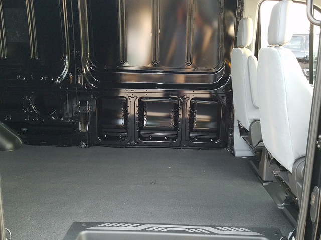 2018 Transit 250 Med Roof 4x2,  Empty Cargo Van #81581 - photo 10