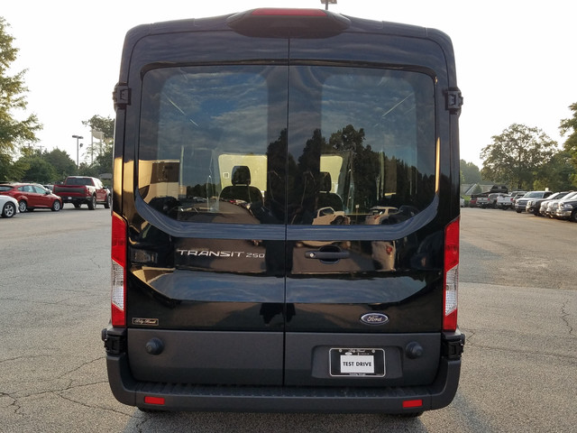 2018 Transit 250 Med Roof 4x2,  Empty Cargo Van #81581 - photo 9