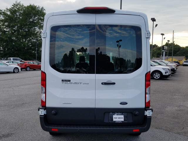 2018 Transit 250 Med Roof 4x2,  Empty Cargo Van #81610 - photo 9