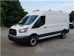 2018 Transit 250 Med Roof 4x2,  Empty Cargo Van #81610 - photo 4